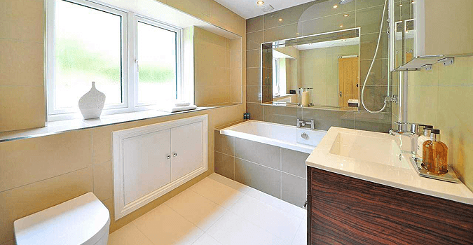 Bathroom refinishing services