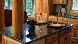 Custom Stone-Like Color Options for Countertop Refinishing