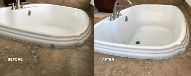 Bathroom Spot Repairs 1