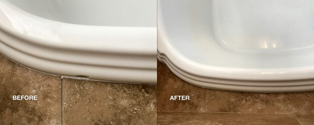 Bathroom Spot Repairs 2
