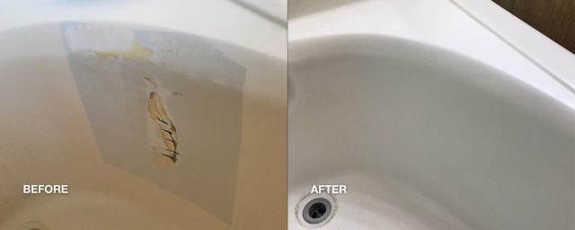 Bathroom Spot Repairs 5