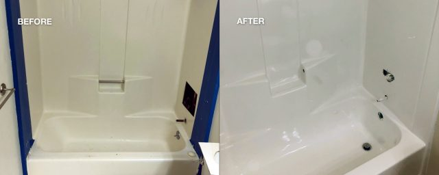 Bathroom Spot Repairs 7