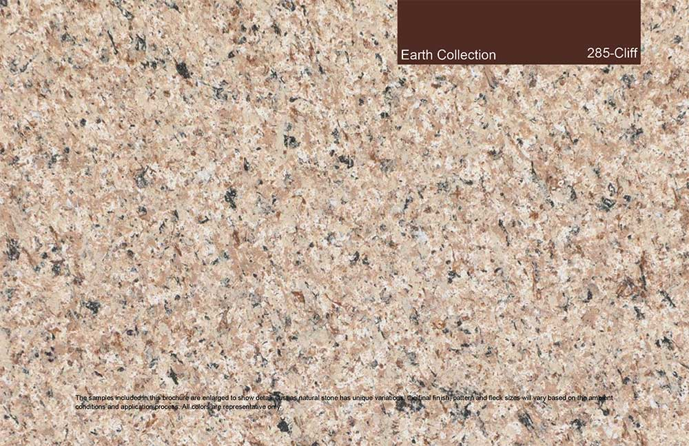 Earth Collection - 285 - Cliff