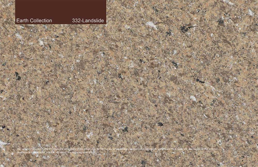 Earth Collection - 332 - Landslide