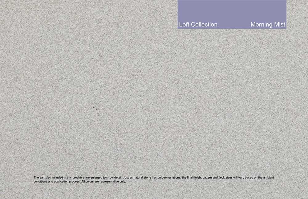 Loft Collection - Morning Mist