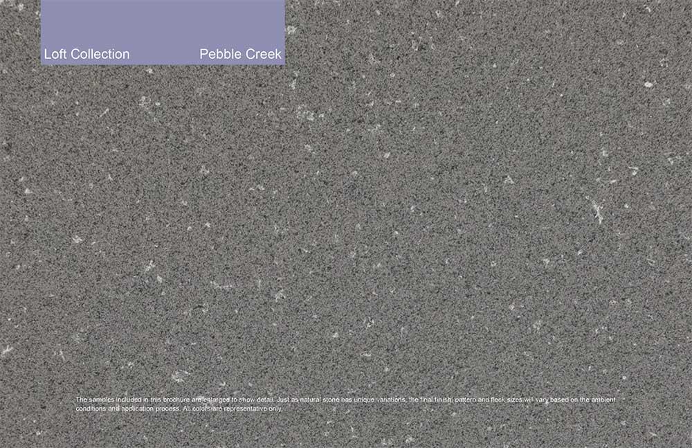Loft Collection - Pebble Creek