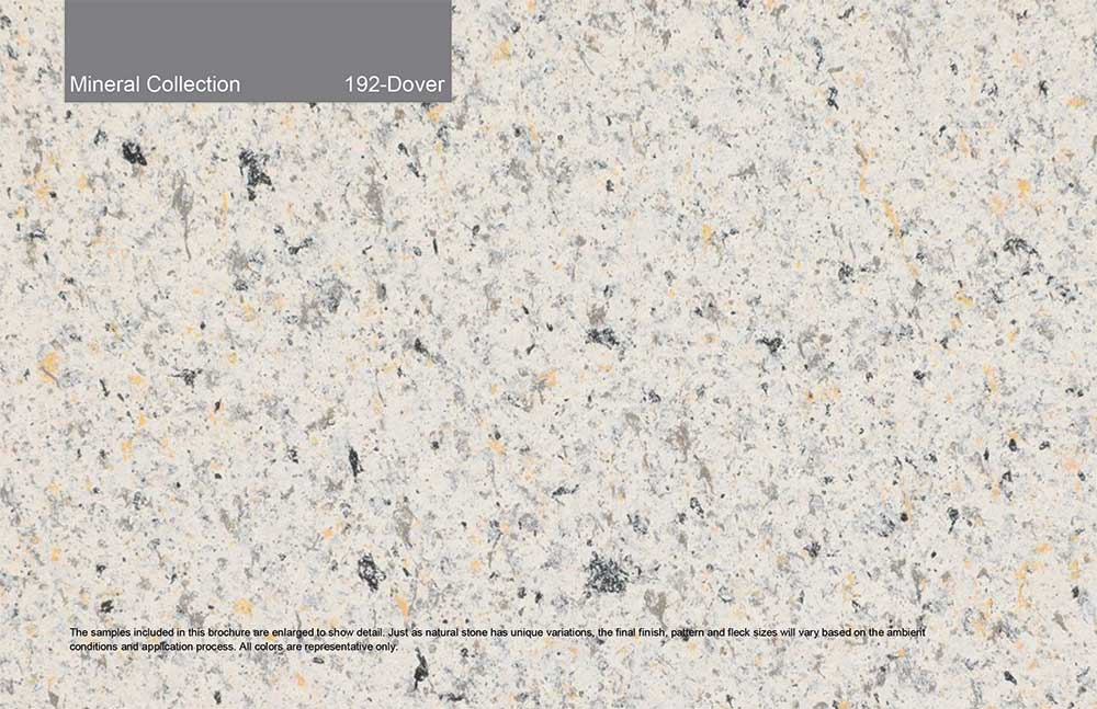 Mineral Collection - 192 - Dover