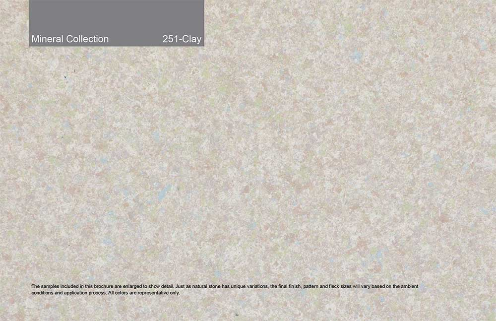 Mineral Collection - 251 - Clay
